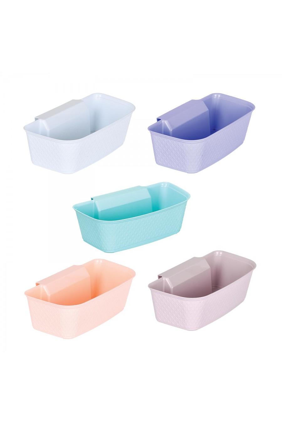 PlastArt Askılı Çöp Kutusu | Dolap İçi Mutfak Çöpü