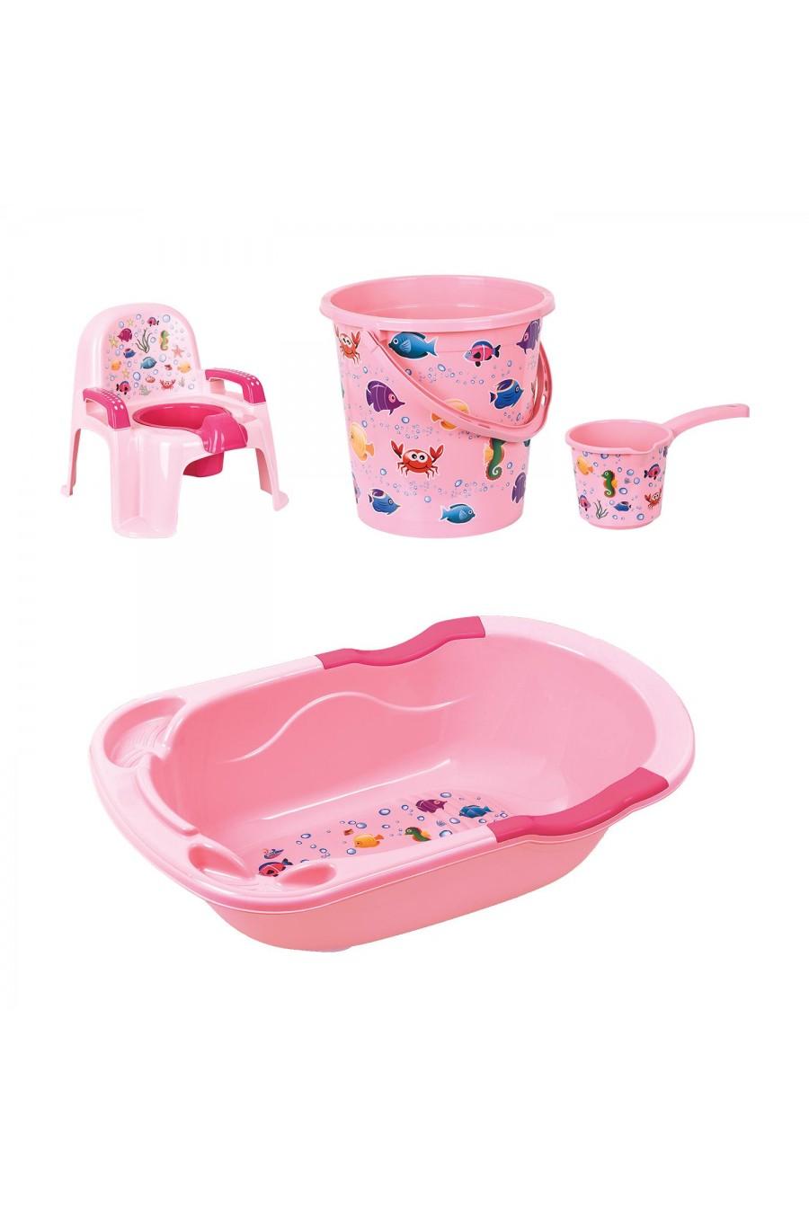 Baby Design Bebek Banyo Seti | Baby set