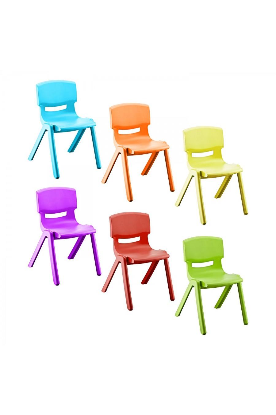 Baby Design Renkli Çocuk Sandalyesi