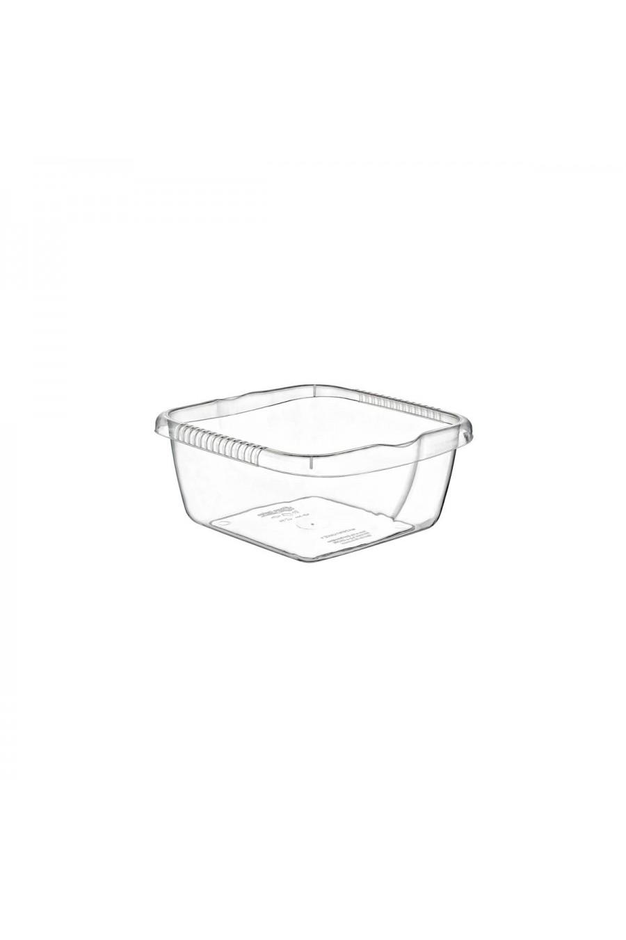 PlastArt 4.5 lt. Kare Badya | Kare Leğen