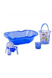 Baby Design Şeffaf Bebek Banyo Seti | Baby Set
