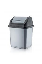PlastArt Kapaklı Çöp Kovası Ofis-Mutfak-Banyo