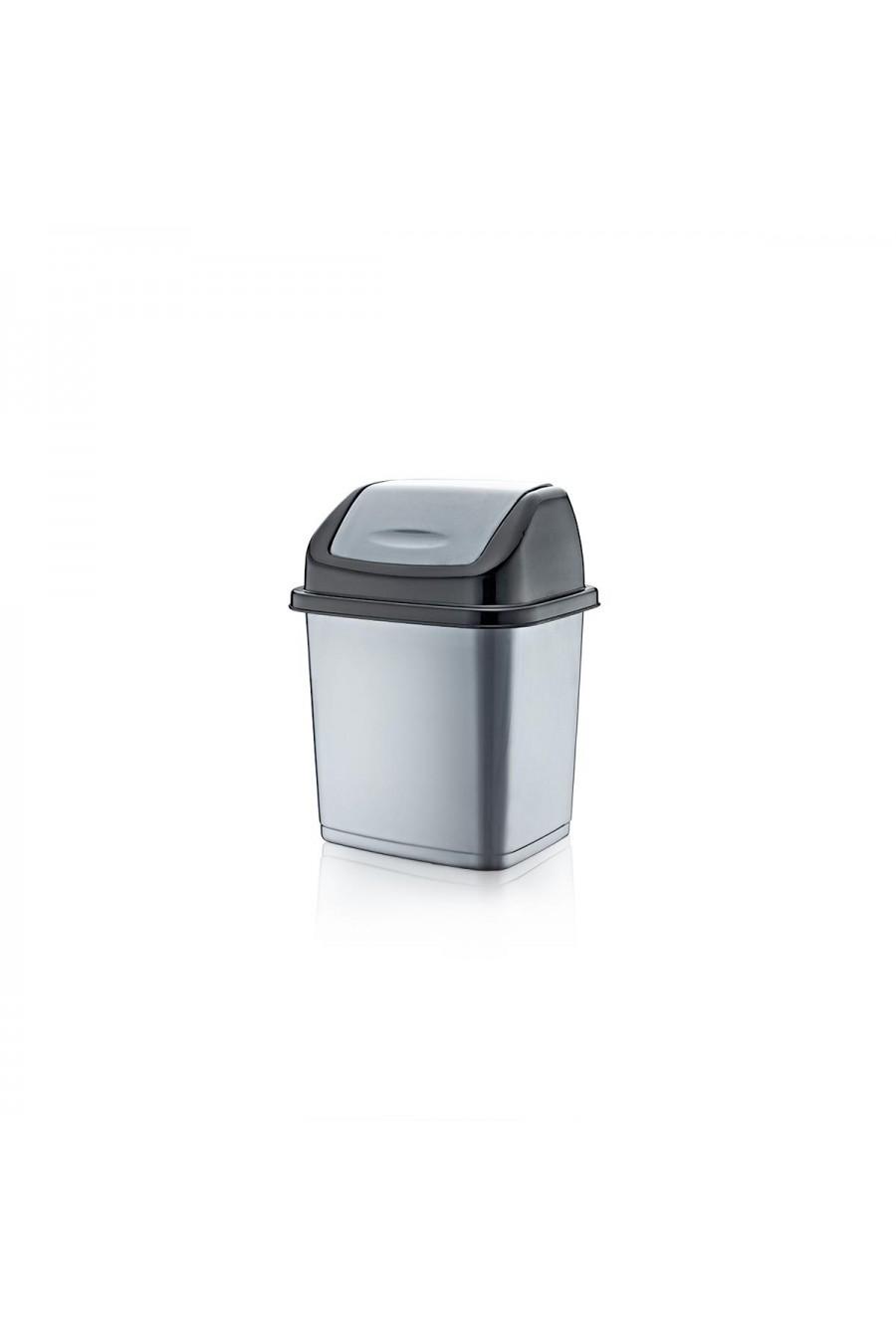 PlastArt 5.5 lt. Çöp Kovası Ofis-Mutfak-Banyo