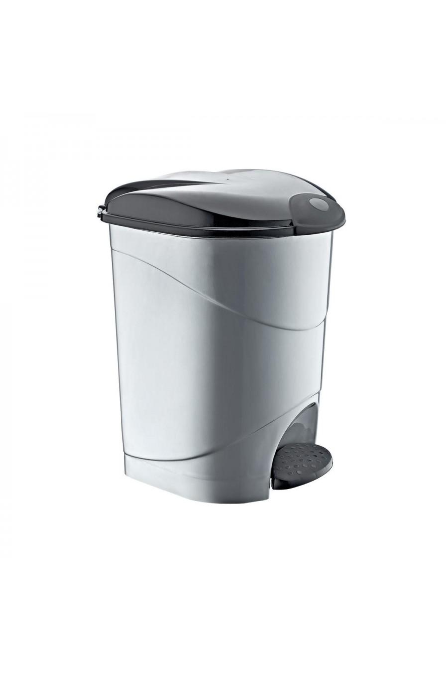 PlastArt Pedallı Çöp Kovası | Ofis Çöp Kovası