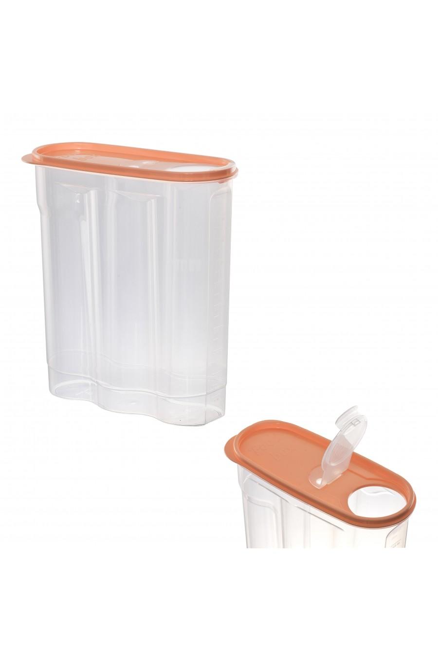 PlastArt Dikey Erzak Kabı | 6 lt.
