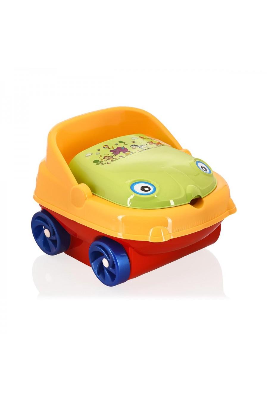 Baby Design Müzikli Lazımlık | Melodili Çocuk WC