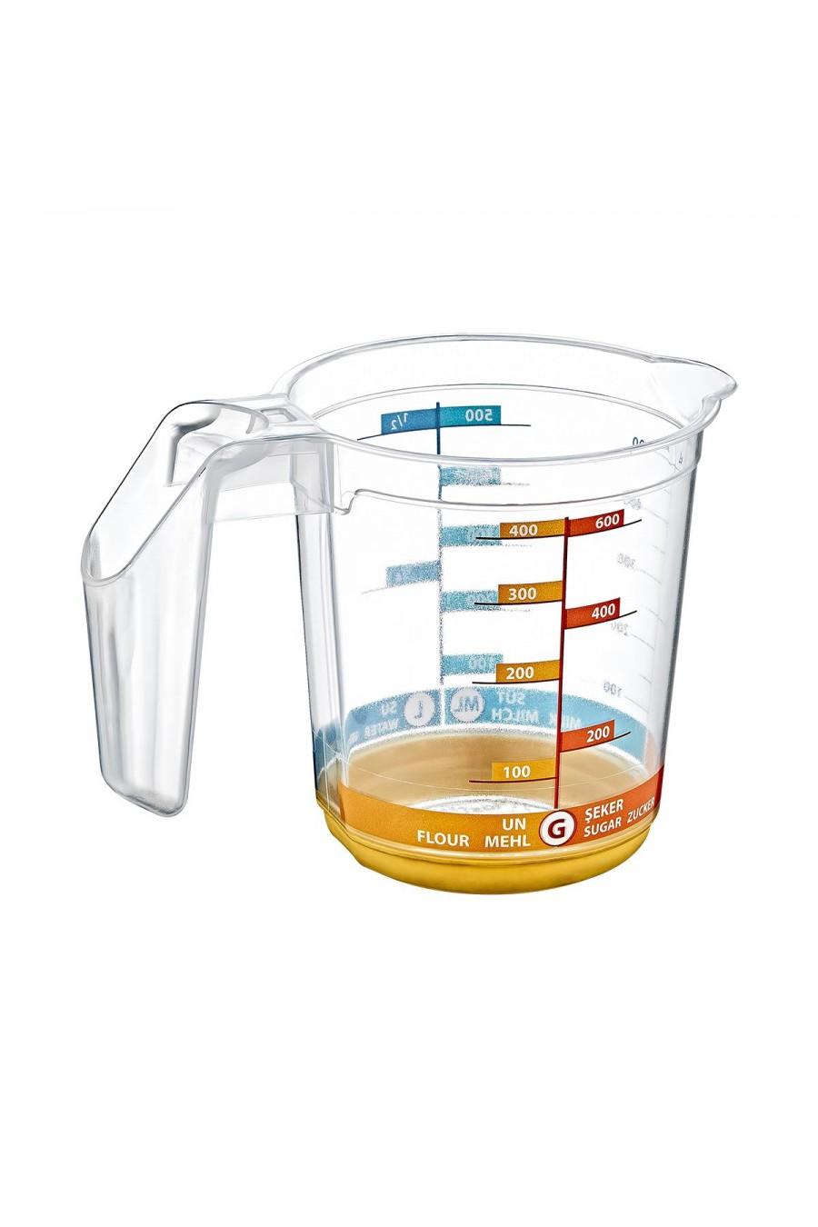 PlastArt Dereceli Ölçü Kabı | 500 ml