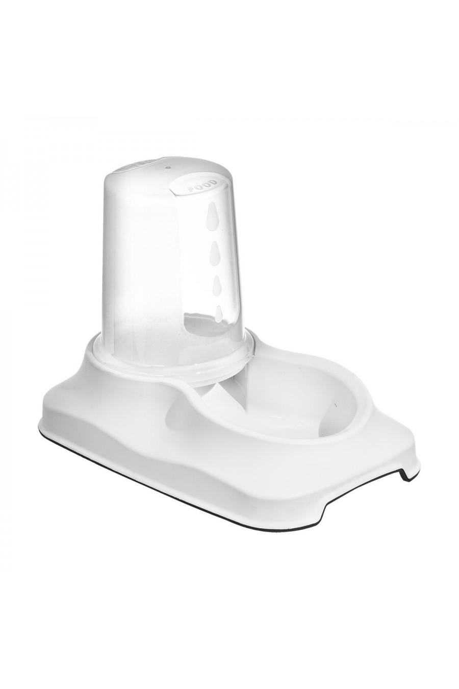 Pet PlastArt 1,5 lt. Hazneli Mama Kabı / Su Kabı