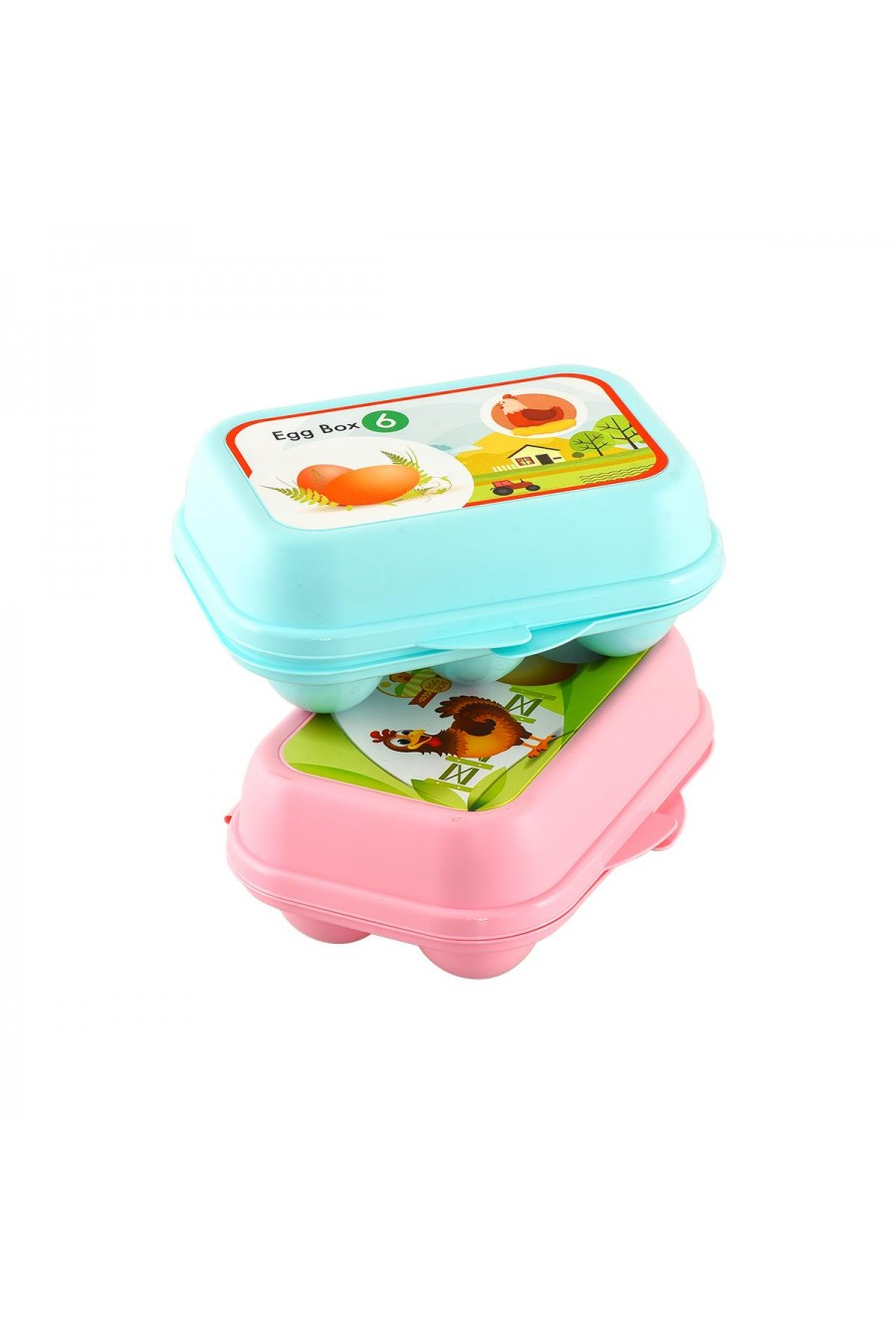 PlastArt 6'lı Yumurta Taşıma Kabı