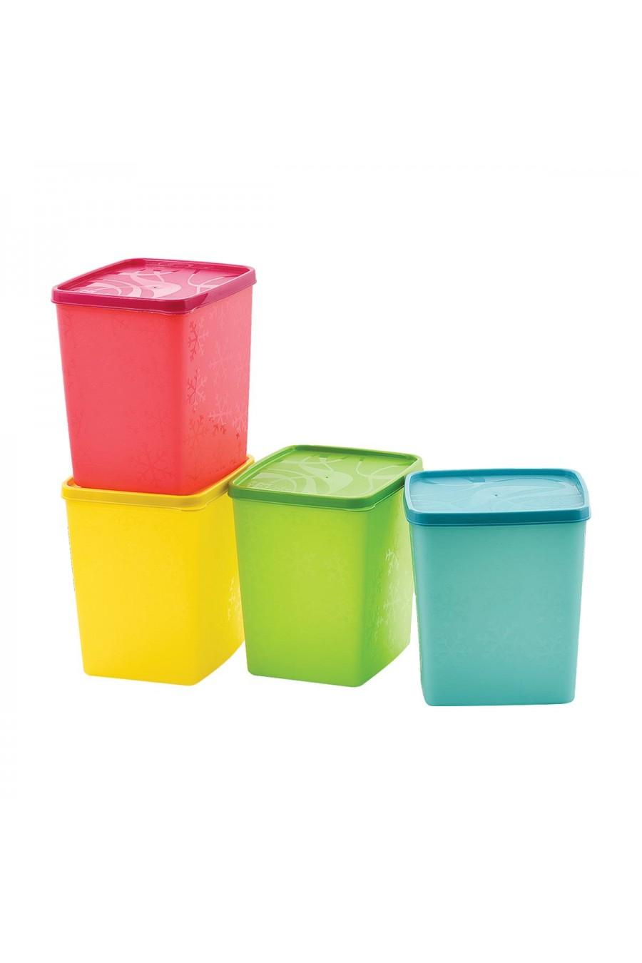 PlastArt 2 lt. Derin Dondurucu Saklama Kabı