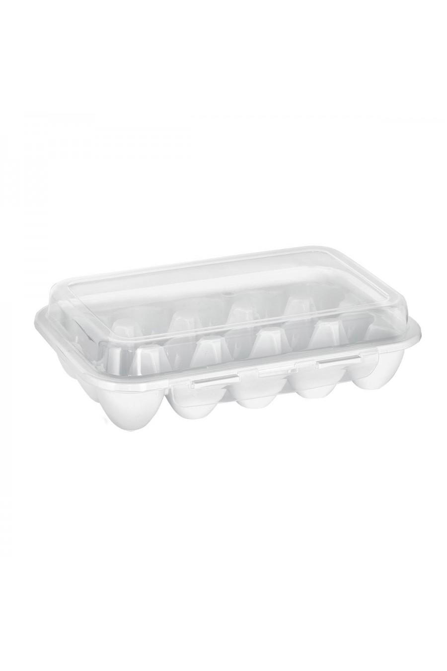 PlastArt Kilit Kapaklı Yumurtalık | 15'li