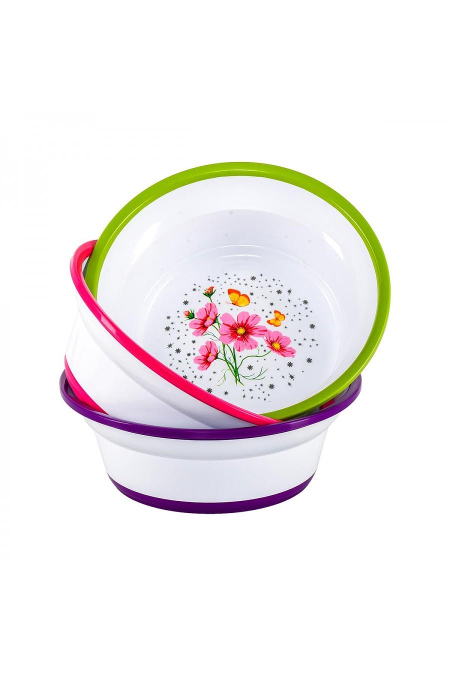PlastArt Renkli Badya / Leğen | 2 lt.