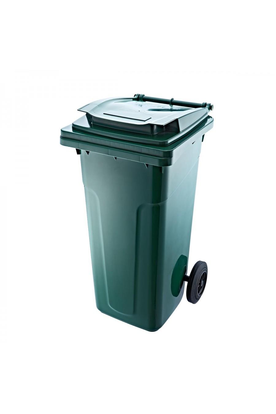 PlastArt 120 lt. Tekerlekli Endüstriyel Çöp Konteyneri