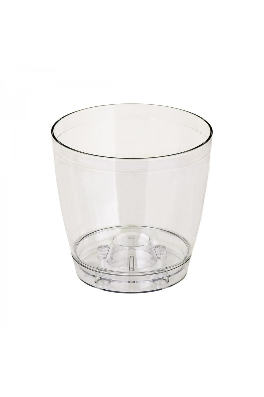 PlastArt Kristal Orkide Saksı | 2,3 lt.
