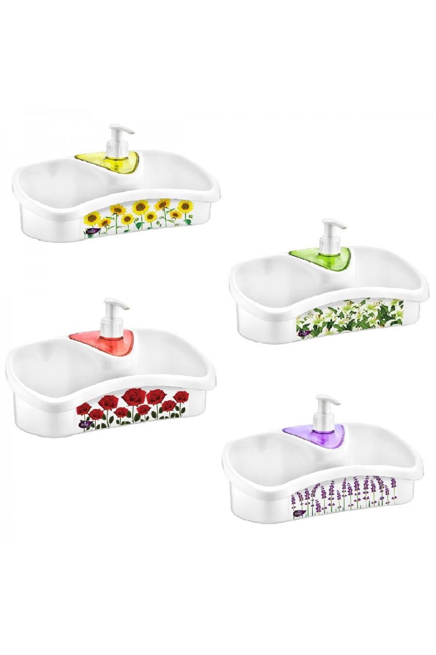 PlastArt Sıvı Deterjanlık - Süngerlik