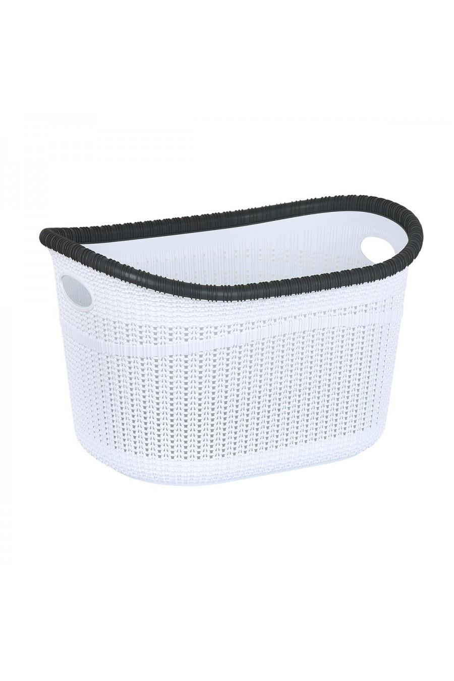 PlastArt 24 lt. Temiz Çamaşır Sepeti   Çamaşır Selesi