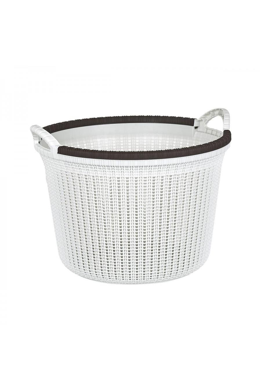 PlastArt 32 lt. Temiz Çamaşır Sepeti   Çamaşır Selesi