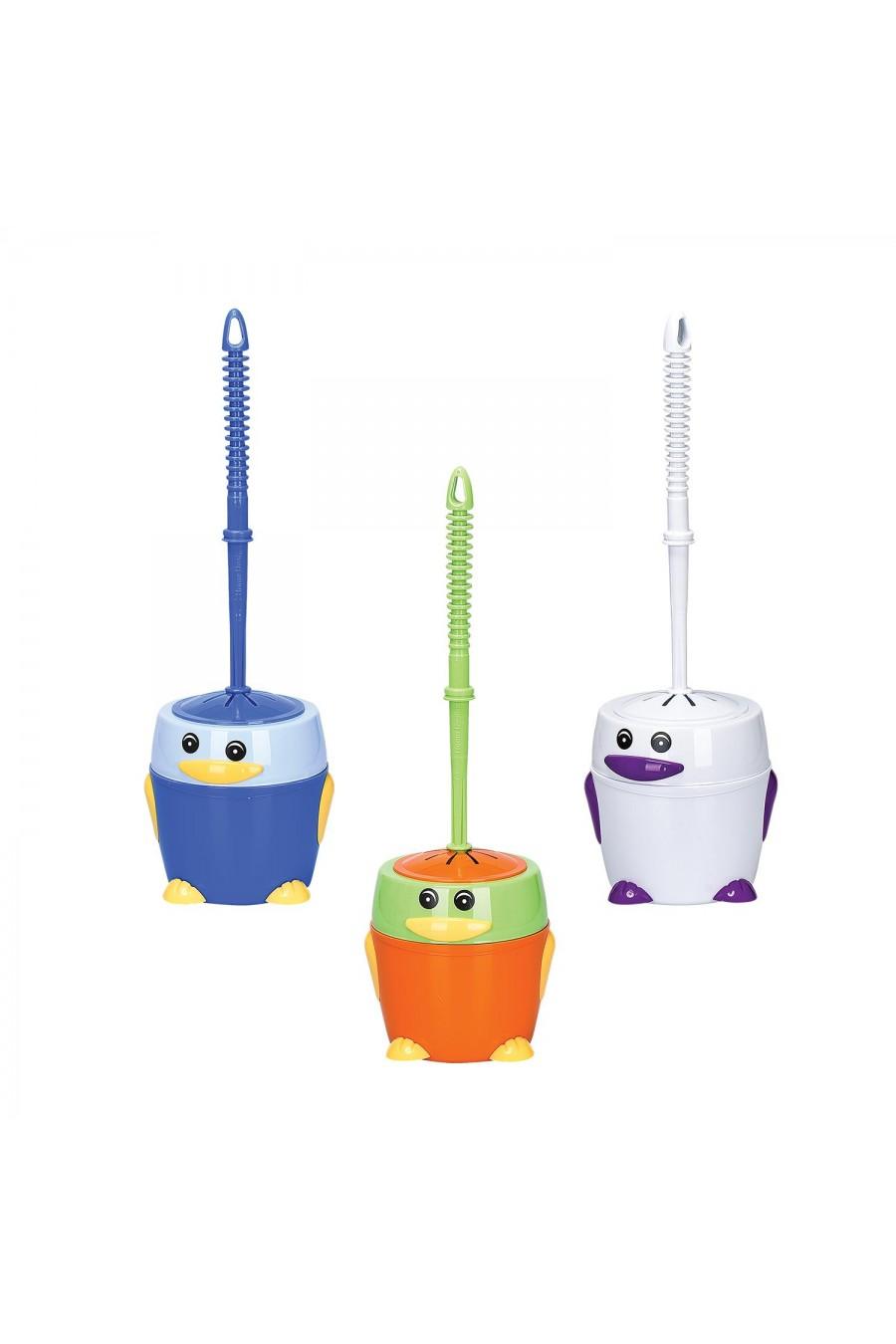 PlastArt Civciv Tuvalet Fırçası | WC Fırçası