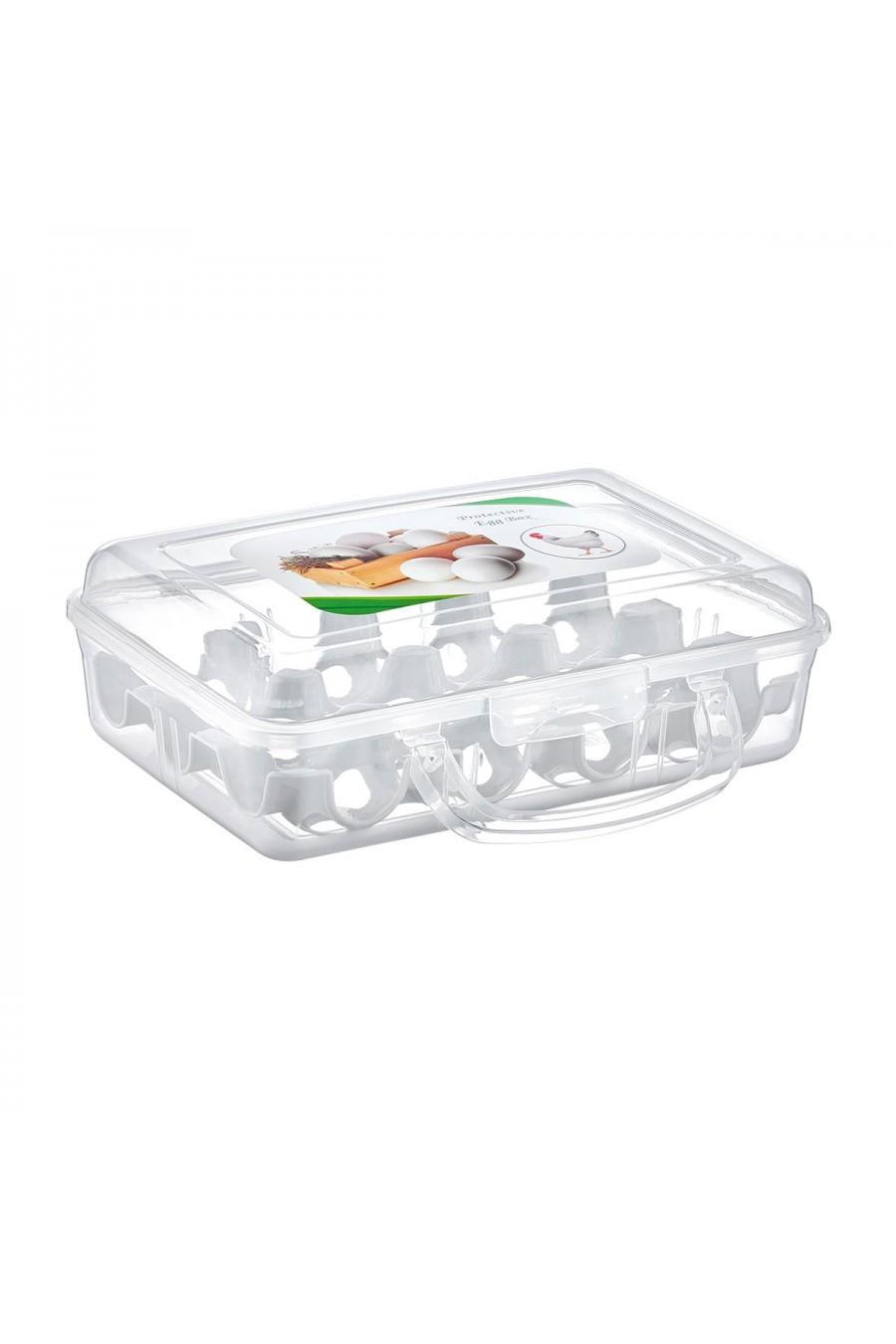 PlastArt 12'li Yumurta Taşıma Çantası
