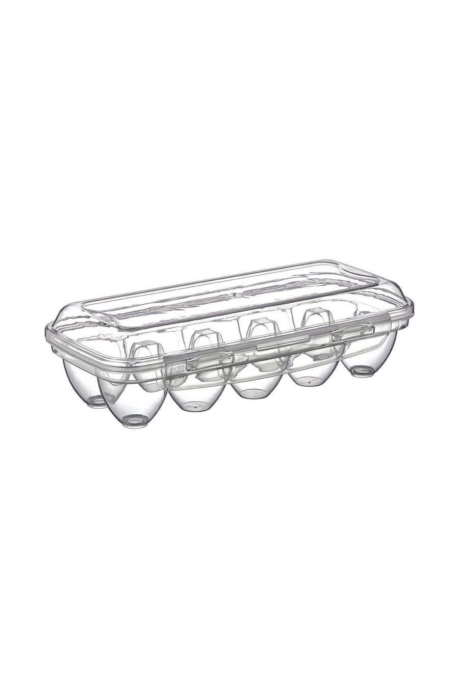 PlastArt 10'lu Yumurta Kutusu | Yumurta Saklama Kabı